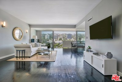 818 N DOHENY Drive UNIT 1005, West Hollywood, CA 90069 - MLS#: 18366564