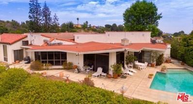 9671 HIGHRIDGE Drive, Beverly Hills, CA 90210 - MLS#: 18366602