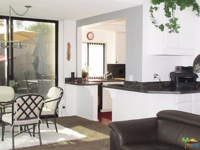 2356 S LINDEN Way UNIT E, Palm Springs, CA 92264 - MLS#: 18366762PS