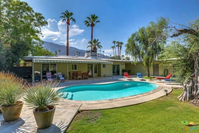 1140 S CALLE MARCUS, Palm Springs, CA 92264 - MLS#: 18366770PS