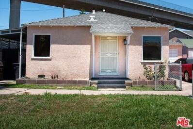 4909 W 115TH Street, Hawthorne, CA 90250 - MLS#: 18366782