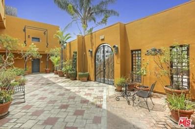 828 N HUDSON Avenue UNIT 215, Los Angeles, CA 90038 - MLS#: 18366944