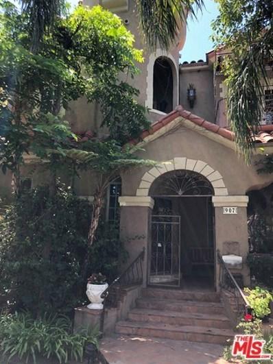 907 S Mansfield Avenue, Los Angeles, CA 90036 - MLS#: 18367038