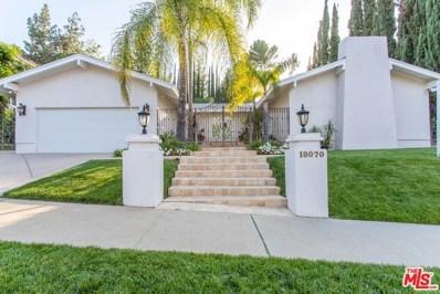 18070 LAKE ENCINO Drive, Encino, CA 91316 - MLS#: 18367322