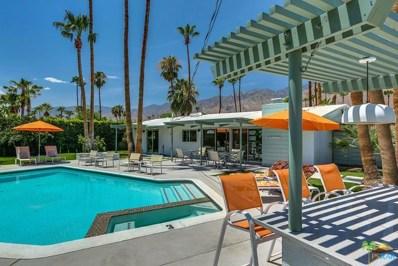 264 N ORCHID TREE Lane, Palm Springs, CA 92262 - MLS#: 18367384PS