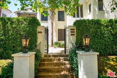1511\/2 N SYCAMORE Avenue, Los Angeles, CA 90036 - MLS#: 18367456