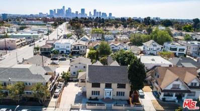 1666 S Kingsley Drive, Los Angeles, CA 90006 - MLS#: 18367528