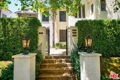 153 N SYCAMORE Avenue UNIT U, Los Angeles, CA 90036 - MLS#: 18367560