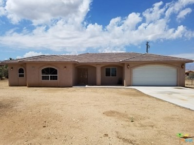 8574 SAN VICENTE Drive, Yucca Valley, CA 92284 - MLS#: 18367562PS