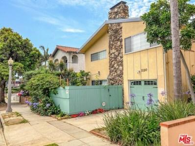 1120 24TH Street UNIT B, Santa Monica, CA 90403 - MLS#: 18367588
