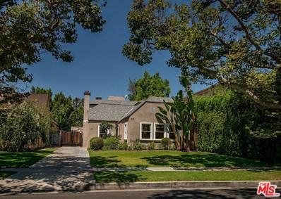 315 N CITRUS Avenue, Los Angeles, CA 90036 - MLS#: 18367700