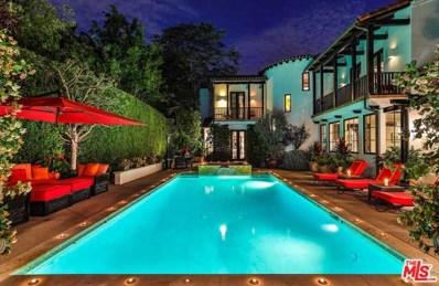 1354 N DOHENY Drive, Los Angeles, CA 90069 - MLS#: 18367802