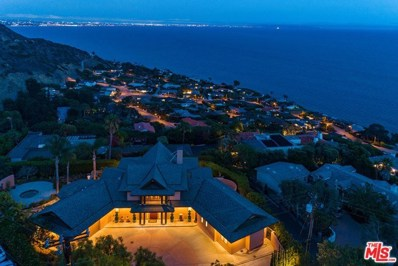 20509 BIG ROCK Drive, Malibu, CA 90265 - MLS#: 18367968
