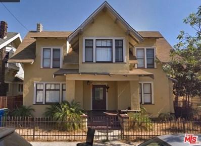 2630 S Budlong Avenue, Los Angeles, CA 90007 - MLS#: 18368060