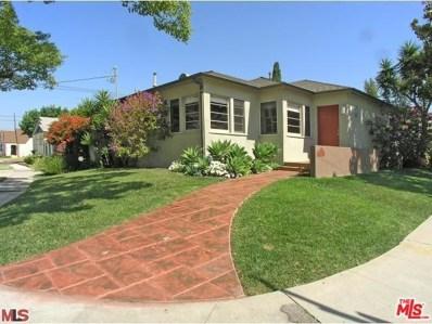 1569 S Curson Avenue, Los Angeles, CA 90019 - MLS#: 18368240