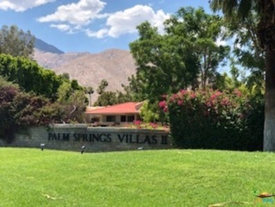 685 N Ashurst Court UNIT 212, Palm Springs, CA 92262 - MLS#: 18368502PS