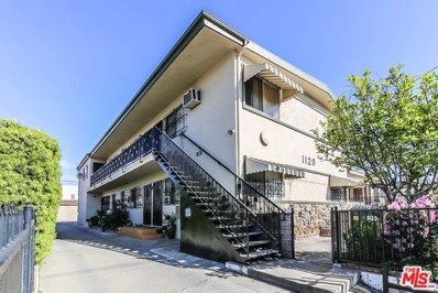 1120 S Mariposa Avenue UNIT 2, Los Angeles, CA 90006 - MLS#: 18368540