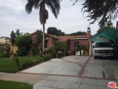 1625 S WOOSTER Street, Los Angeles, CA 90035 - MLS#: 18368584