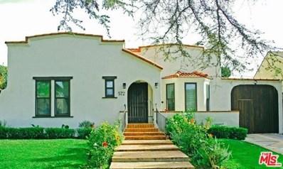 572 N Bronson Avenue, Los Angeles, CA 90004 - MLS#: 18368620