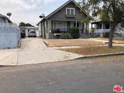 1130 W 48TH Street, Los Angeles, CA 90037 - MLS#: 18368950