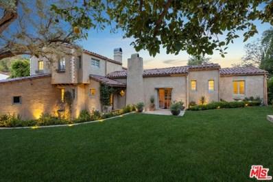 9226 SIERRA MAR Drive, Los Angeles, CA 90069 - MLS#: 18368956