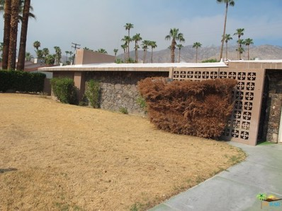 1319 S CALLE MARCUS, Palm Springs, CA 92264 - MLS#: 18368974PS