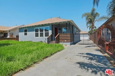 1001 5TH Street, San Fernando, CA 91340 - MLS#: 18369080
