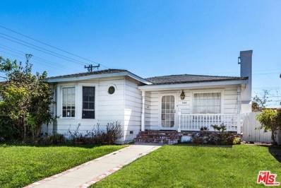 1222 BEECH Avenue, Torrance, CA 90501 - MLS#: 18369114