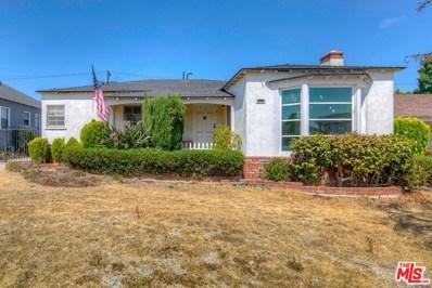 8111 VICKSBURG Avenue, Westchester, CA 90045 - MLS#: 18369214