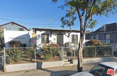 1124 MARTIN LUTHER KING JR Avenue, Long Beach, CA 90813 - MLS#: 18369224