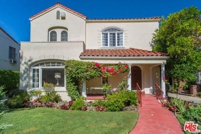 241 S CITRUS Avenue, Los Angeles, CA 90036 - MLS#: 18369332