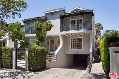 8737 ROSEWOOD Avenue UNIT 101, West Hollywood, CA 90048 - MLS#: 18369526