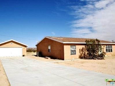 63448 WALPI Drive, Joshua Tree, CA 92252 - MLS#: 18369666PS