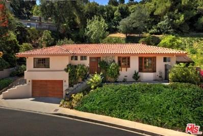 3439 VISTA HAVEN Road, Sherman Oaks, CA 91403 - MLS#: 18369674