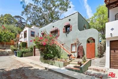 865 CRESTWOOD Terrace, Los Angeles, CA 90042 - MLS#: 18369930