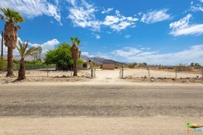 29300 PUSHAWALLA Street, Desert Hot Springs, CA 92241 - MLS#: 18370046PS