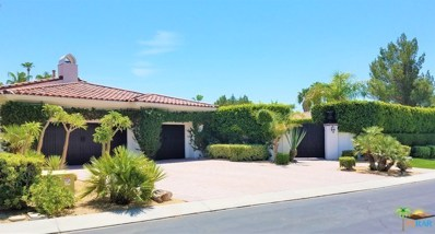 1346 BARRYMORE Place, Palm Springs, CA 92262 - MLS#: 18370122PS