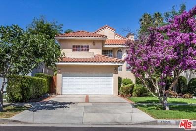 4505 TOBIAS Avenue, Sherman Oaks, CA 91403 - MLS#: 18370366