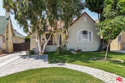 1249 KENISTON Avenue, Los Angeles, CA 90019 - MLS#: 18370528