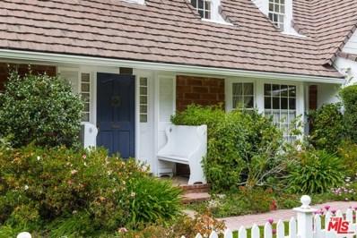343 Veteran Avenue, Los Angeles, CA 90024 - MLS#: 18370868