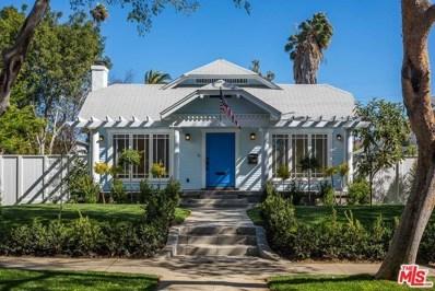 1358 N Spaulding Avenue, Los Angeles, CA 90046 - MLS#: 18370900
