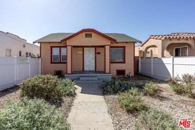 6615 2ND Avenue, Los Angeles, CA 90043 - MLS#: 18370996