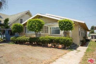 1551 W Vernon Avenue, Los Angeles, CA 90062 - MLS#: 18371242