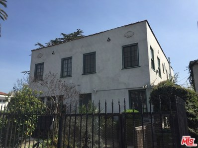 800 S Sycamore Avenue, Los Angeles, CA 90036 - MLS#: 18371388