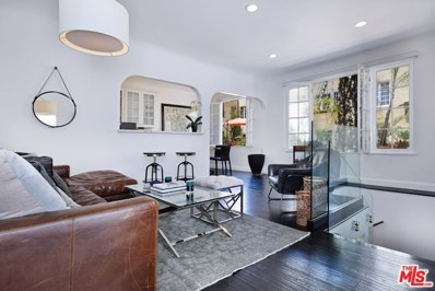 1345 N HAYWORTH Avenue UNIT 109, West Hollywood, CA 90046 - MLS#: 18371446