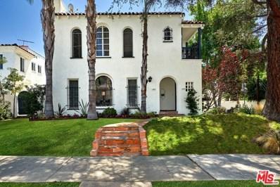 1182 S Hayworth Avenue, Los Angeles, CA 90035 - MLS#: 18371462