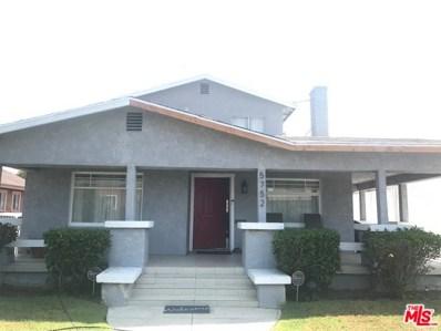 5752 CHESLEY Avenue, Los Angeles, CA 90043 - MLS#: 18371498