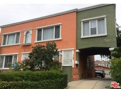 1138 5TH Avenue, Los Angeles, CA 90019 - MLS#: 18371614