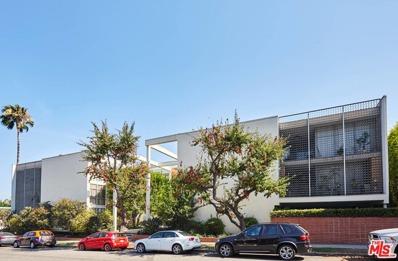 7960 SELMA Avenue UNIT 109, Los Angeles, CA 90046 - MLS#: 18371684