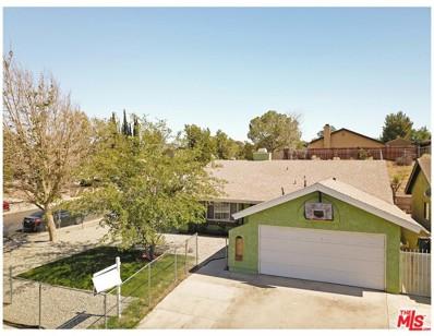 2558 Desert Oak Drive, Palmdale, CA 93550 - MLS#: 18371796